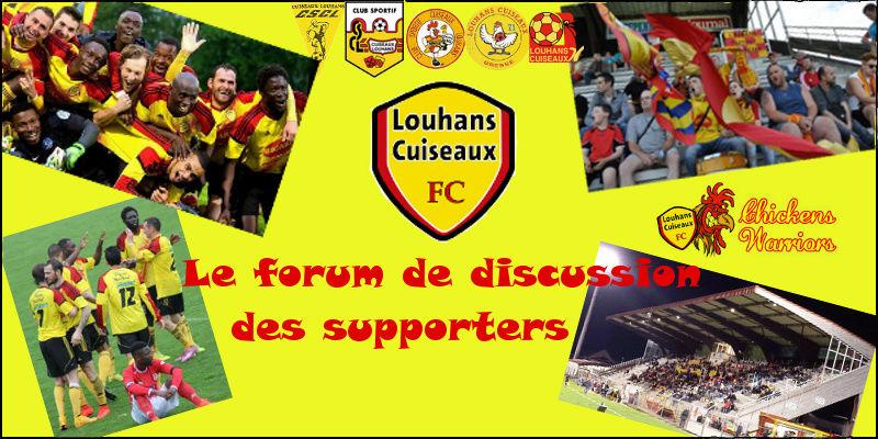Le forum non-officiel de Louhans-Cuiseaux