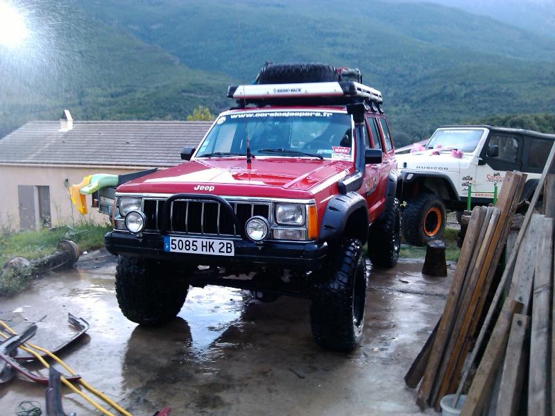 Jeepmania afficher le sujet xj 4 0l fa on corsica for Garage jeep nantes