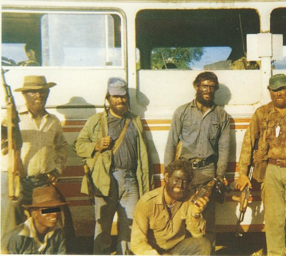 Cold War Post Ww2 To 1990 Rhodesian Selous Scout Late
