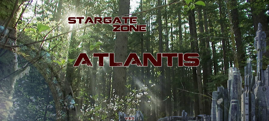 Stargate Zone Atlantis