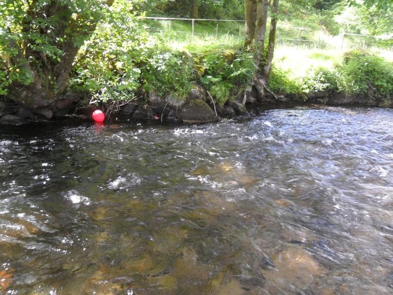 La tente de la pêche dhiver
