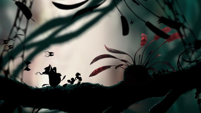 Artwork Rayman Origins