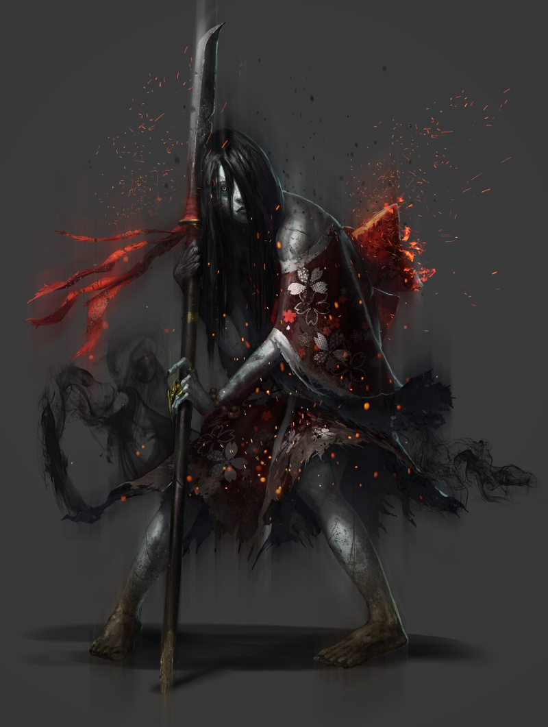 Hisako - Killer Instinct 3
