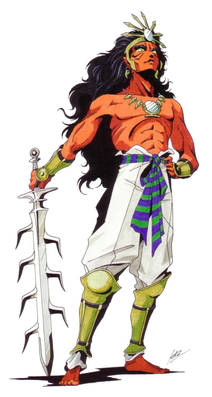 Susano-O - Shin Megami Tensei II