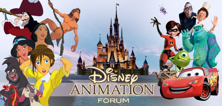 • Disney Animation Forum •
