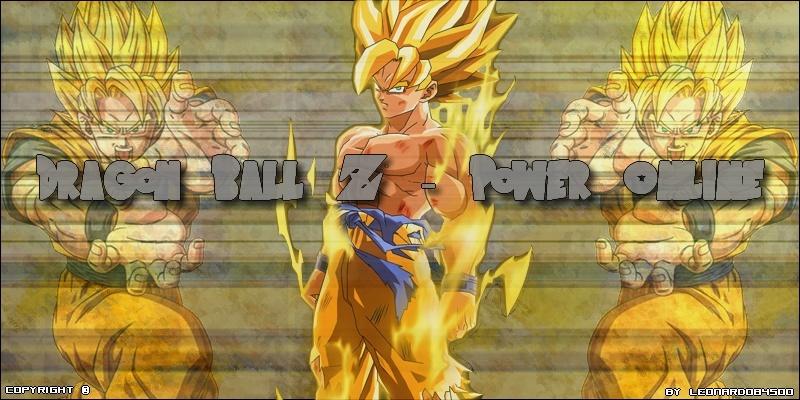 Dragon Ball Z - Power Online