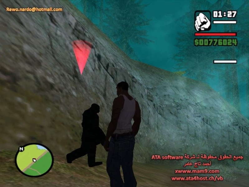 حاجة جديد و غريبة في GTA san andreas , the bigfoot 15891617.jpg