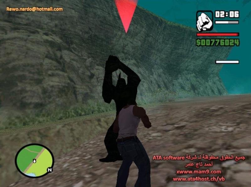 حاجة جديد و غريبة في GTA san andreas , the bigfoot 15891618.jpg