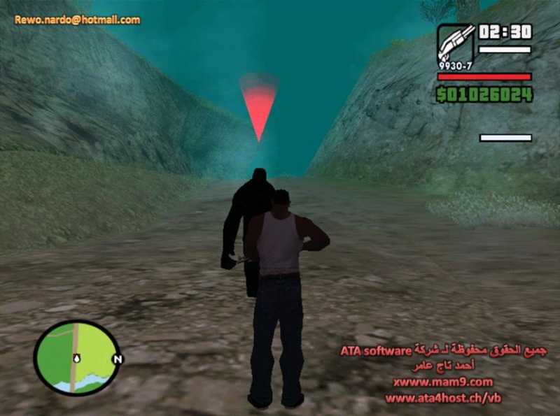 حاجة جديد و غريبة في GTA san andreas , the bigfoot 15891619.jpg