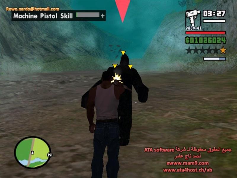 حاجة جديد و غريبة في GTA san andreas , the bigfoot 15891620.jpg