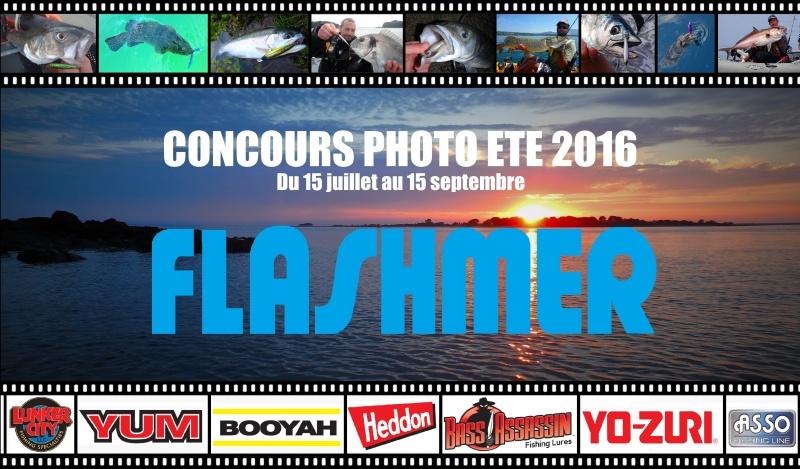 Compte rendu concours photo Flashmer été 2016 sur Freestyle-Fishing.com