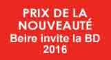 Prix de la nouveauté - Beire invite la BD !