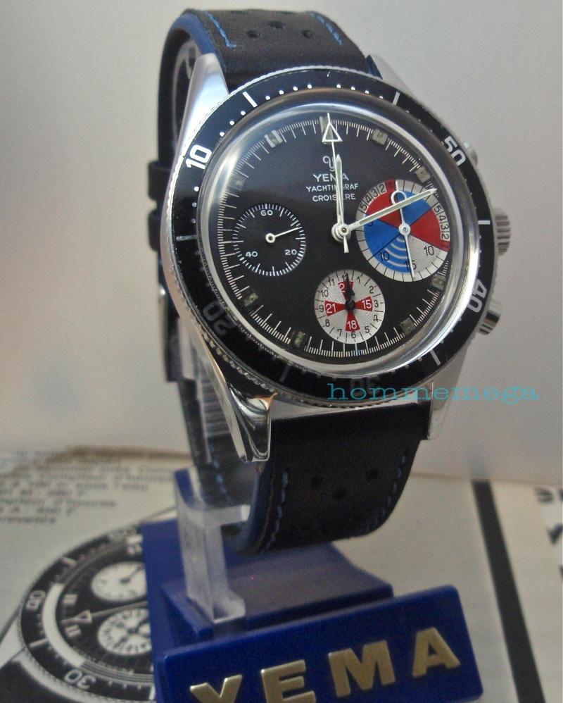 montre yema collection