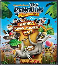 مترجم The Penguins of Madagascar Happy King Julien Day