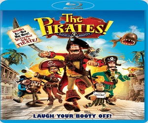 فيلم The Pirates Band of Misfits 2012 BluRay مترجم بلوراي