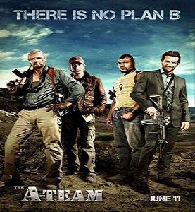 فيلم The A-Team 2010 R5 مترجم بجودة دي في دي DVD