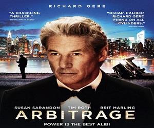 بإنفراد فيلم Arbitrage 2012 مترجم HDRip إثارة - ريتشارد جير