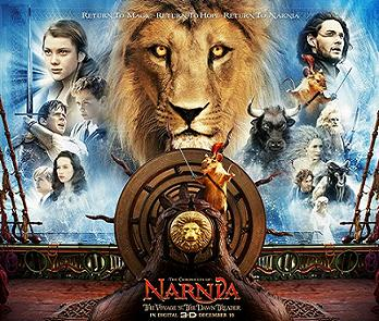 فيلم The Chronicles of Narnia 3 2010 BluRay مترجم - بلوراي