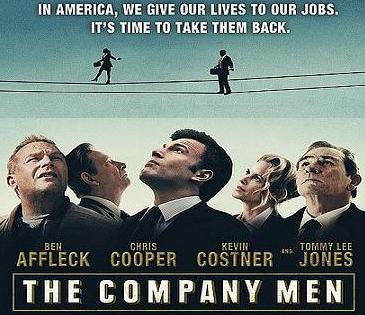 فيلم The Company Men 2010 مترجم بجودة دي في دي DVDscr