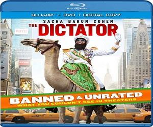 فيلم The Dictator 2012 BluRay مترجم  بلوراي بترجمة كاملة