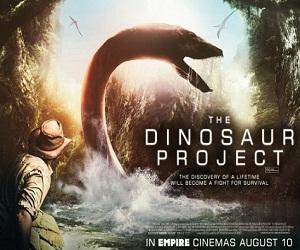 بإنفراد فيلم The Dinosaur Project 2012 مترجم بجودة BRRip