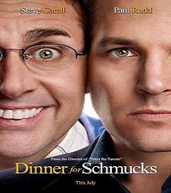 مترجم فيلم Dinner for Schmucks 2010 TS مشاهدة مباشرة وتحميل