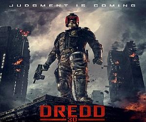 بإنفراد فيلم Dredd 2012 مترجم بجودة Cam - اكشن وخيال علمي