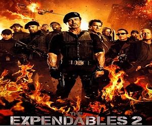 فيلم The Expendables 2 2012 DVDr مترجم بجودة دي في دي R5