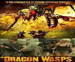 بإنفراد فيلم Dragon Wasps 2012 مترجم DVDRip رعب وخيال علمي