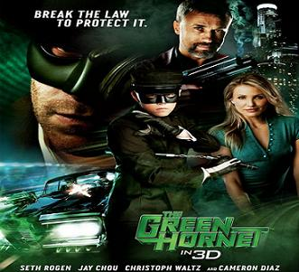 مترجم The Green Hornet 2011 BRRip