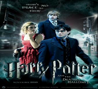 فيلم Harry Potter and Deathly Hallows مترجم DVDPPVR دي في دي