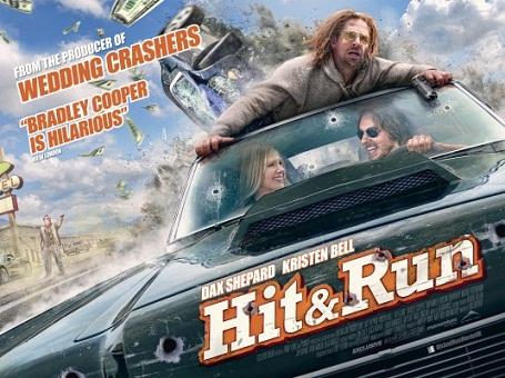 فيلم Hit and Run 2012 مترجم بجودة دي في دي DVDscr