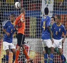 فوز هولندا 2-1 على البرازيل تحميل ومشاهدة أهداف المباراة