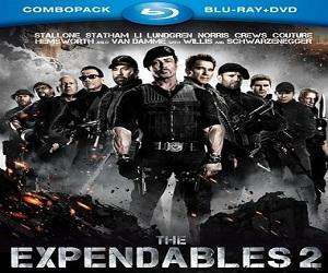 فيلم The Expendables 2 BluRay مترجم بلوراي بترجمة جديدة كامل