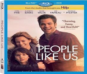بإنفراد فيلم People Like Us 2012 BluRay مترجم بجودة بلوراي