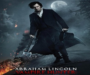 فيلم Abraham Lincoln Vampire Hunter 2012 مترجم ديفيدي DVDrip