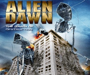 بإنفراد فيلم Alien Dawn 2012 مترجم DVDRip خيال علمي