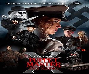 بإنفراد فيلم Puppet Master X Axis Rising 2012 مترجم DVDRip
