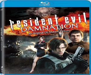إنفراد فيلم Resident Evil Damnation 2012 BluRay مترجم بلوراي