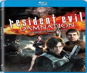 إنفراد فيلم Resident Evil Damnation 2012 BluRay مترجم بلوراي