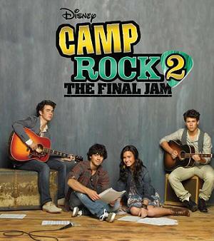 مترجم الجزء الثاني لفيلم Camp Rock 2 (2010) تحميل ومشاهدة