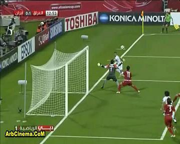 ايران 2 - 1 العراق تحميل مشاهدة اهداف المباراة كأس أسيا 2011
