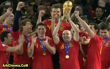 2010 Spain Netherlands final live spain11.jpg
