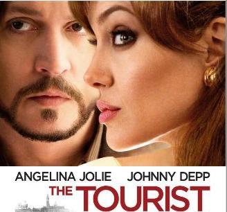 فيلم The Tourist 2010 DVDr-R5 مترجم دي في دي