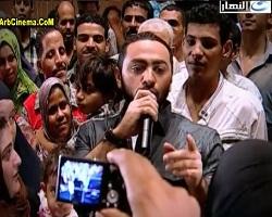 صبايا الخير حلقة تامر حسني - فيديو