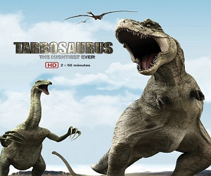 فيلم Tarbosaurus 2012 BluRay مترجم بلوراي انيميشن ديناصورات