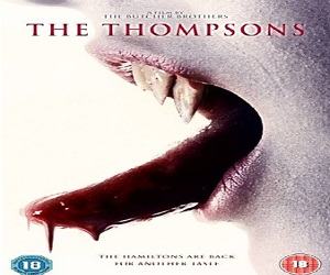 بإنفراد فيلم The Thompsons 2012 مترجم بجودة DVDRip - رعب
