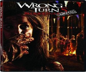 بإنفراد فيلم Wrong Turn 5 2012 مترجم DVDRip رعب الجزء الخامس