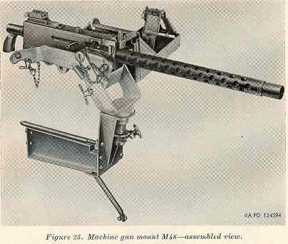 m48 machine gun