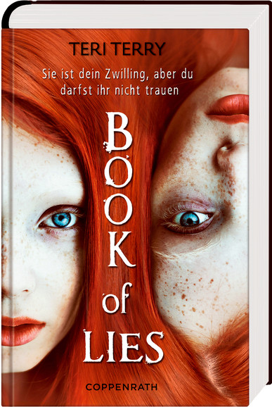 Cover Book of Lies (c) Coppenrath Verlag